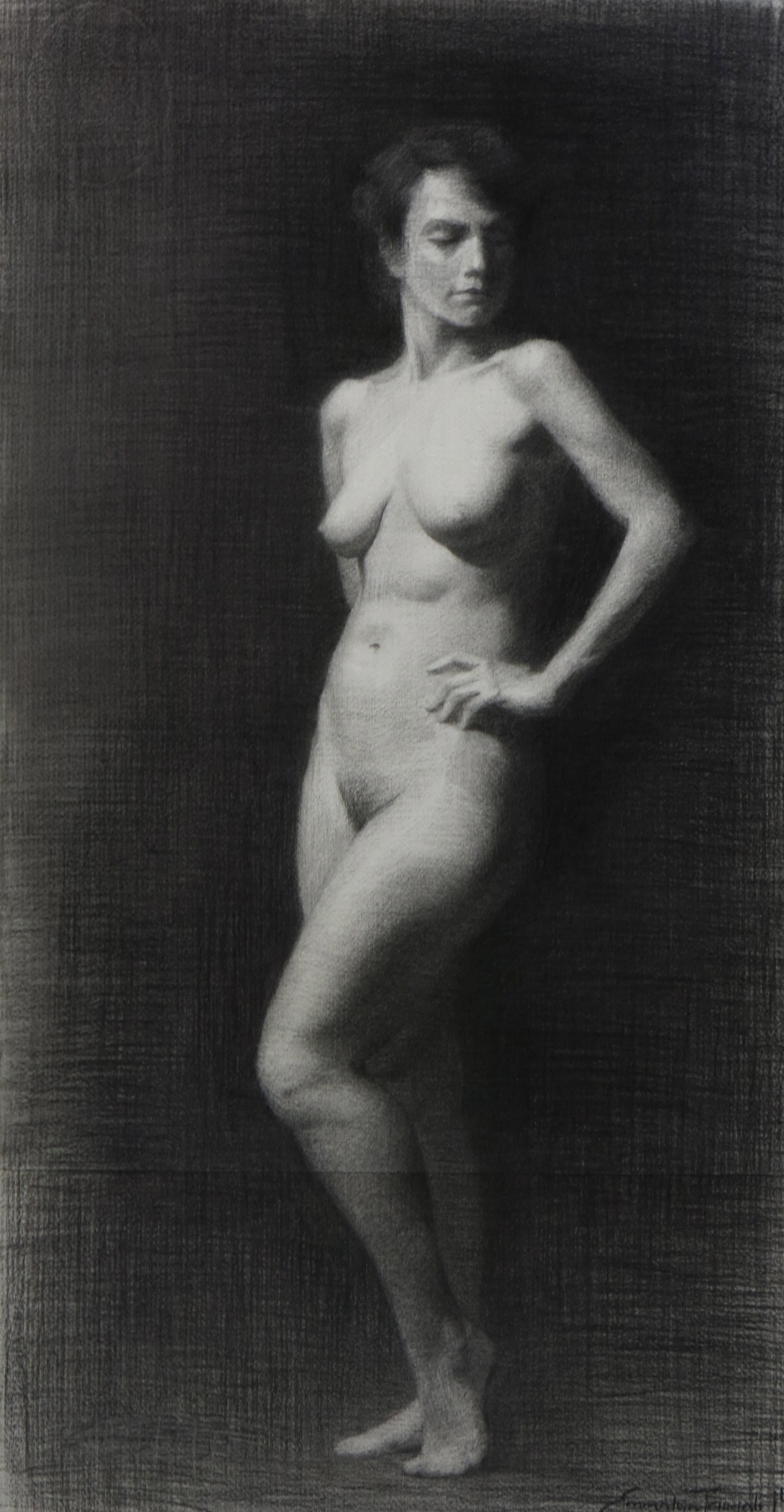 4th long pose- charcoal on white roma paper 80cm.jpg