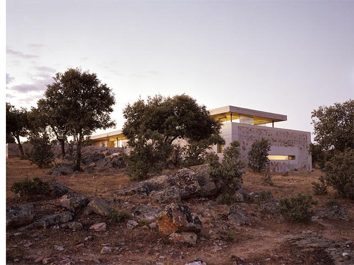 Casa del Horizonte Horizon House Jesús Aparicio