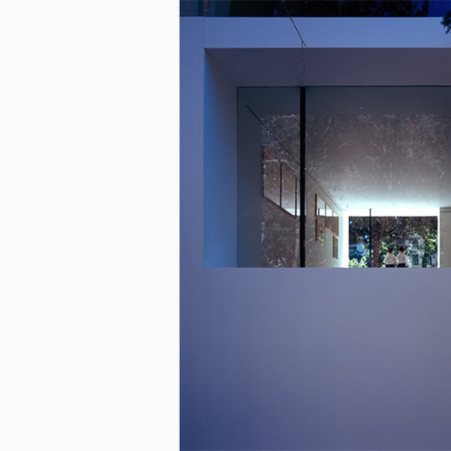 #Exhibition #window #ventana #transparency #architecture #arquitectura #design #diseño #JesusAparicio #hisaosuzuki