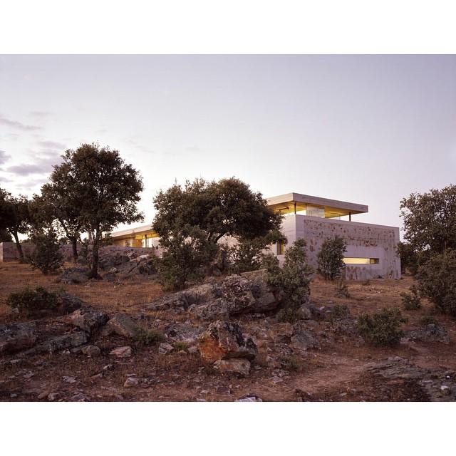 #Horizon #house by #jesusaparicio #architecture #arquitectura #design #diseño #skyline #nature #naturaleza #landscape #archdaily