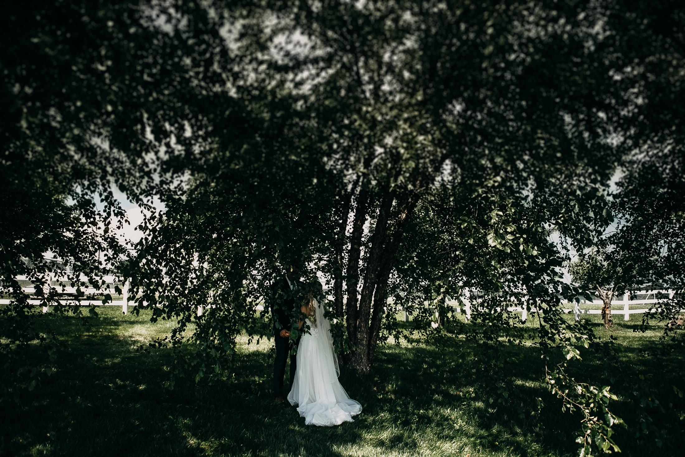 Devin + Olivia - wedding // mount hope // ohio