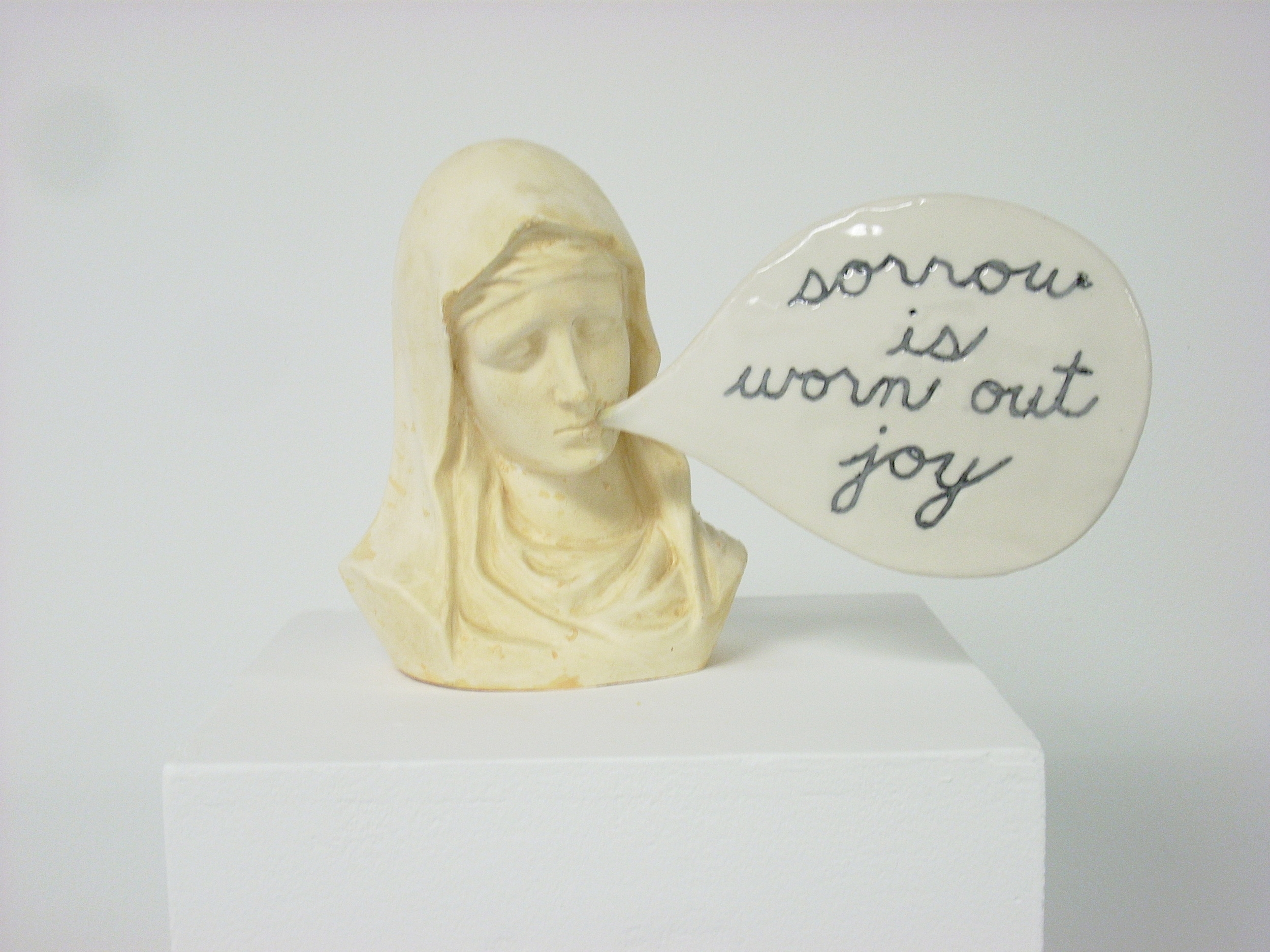 Sorrow (object study), 2008