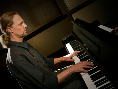 Jeremy Woolhouse - pianist and Alexander Technique teacher