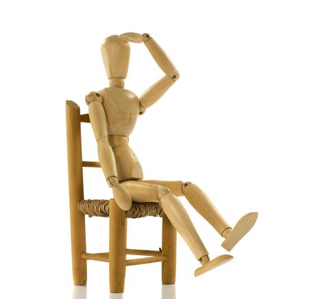 Basics of Alexander Technique - chair work