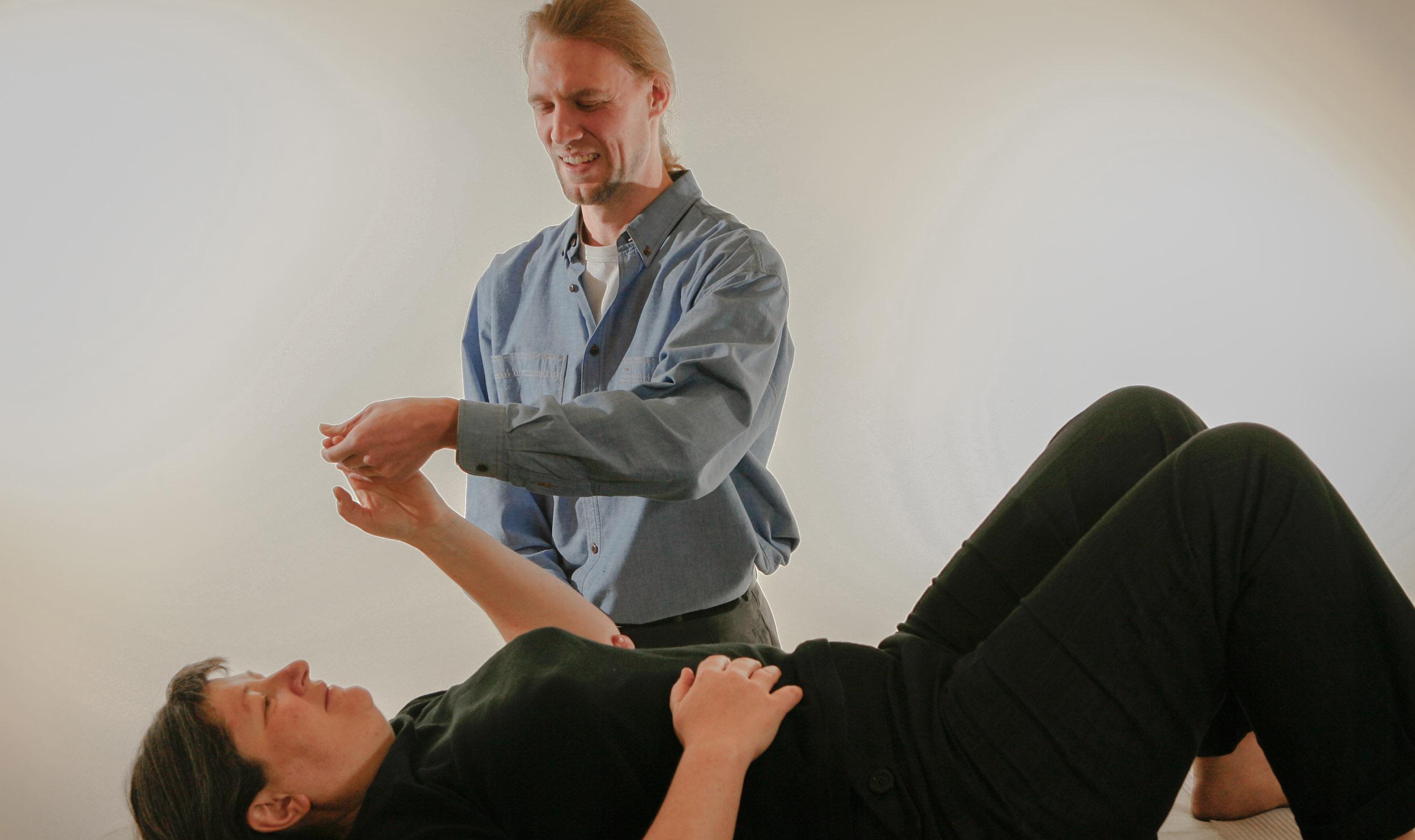 Semi Supine Alexnader Technique
