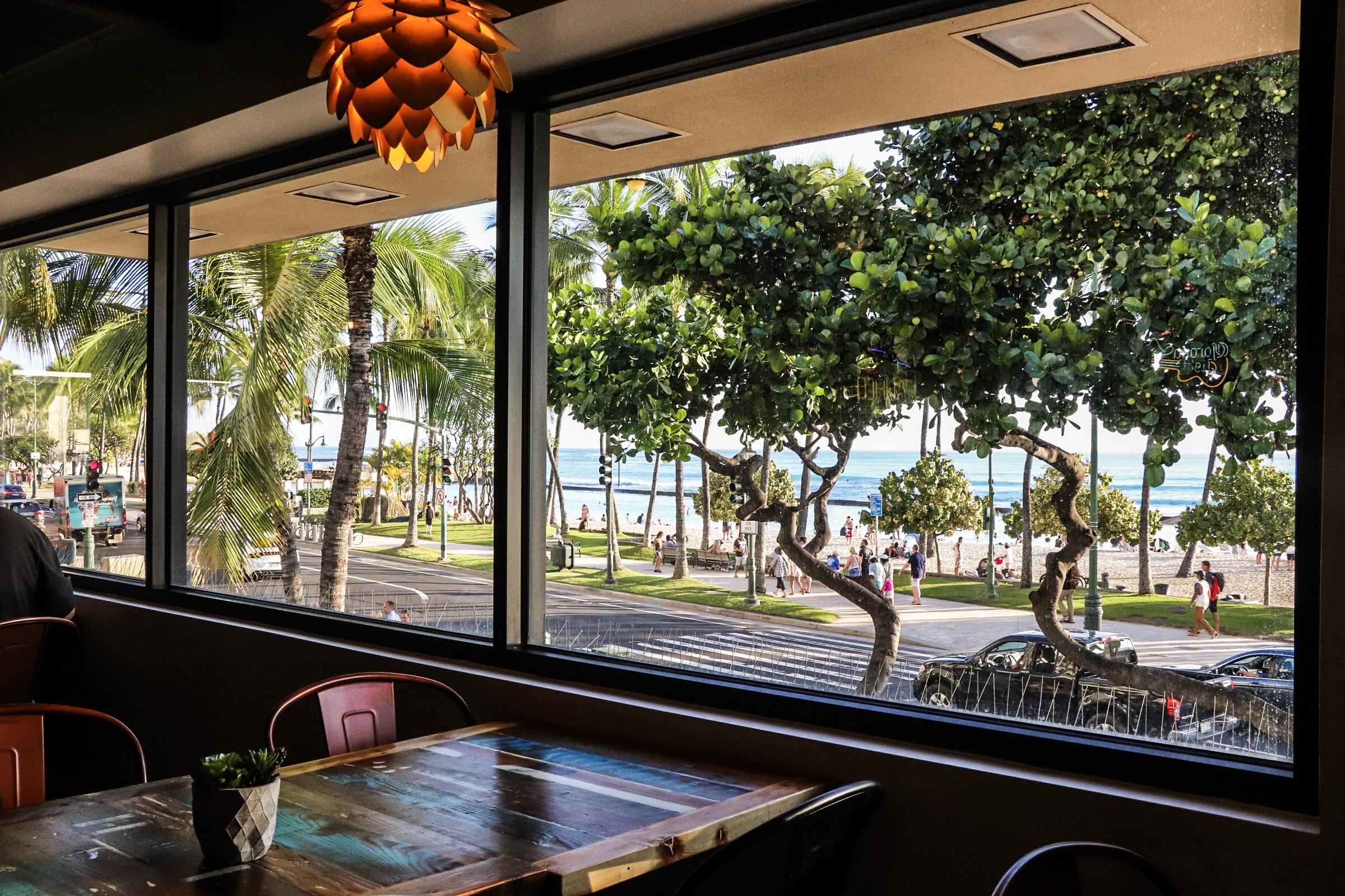 Oahu Mexican Grill - Waikiki - 2520 Kalakaua Ave, 2nd floor (above Burger King)Waikiki, HI 96815Open 7 days a week, 7 am - 10 pm