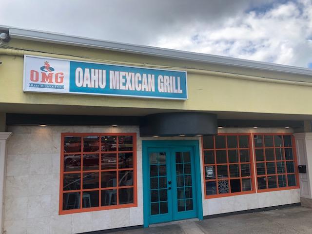 Oahu Mexican Grill - Kaimuki - 3036 Waialae Honolulu, HI 96816Sunday - Thursday 11am-9pm                        Friday - Saturday 11am - 10pm