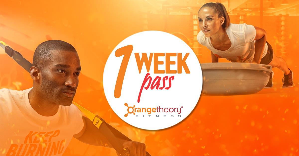 Orangetheory Fitness Pointe-Claire 1 week free pass