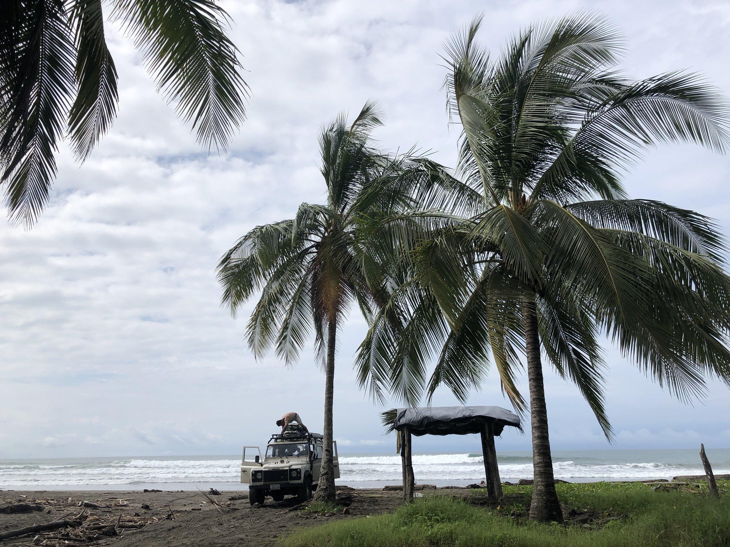 Playa Bejuco, Puentarenas Province, Costa RIca