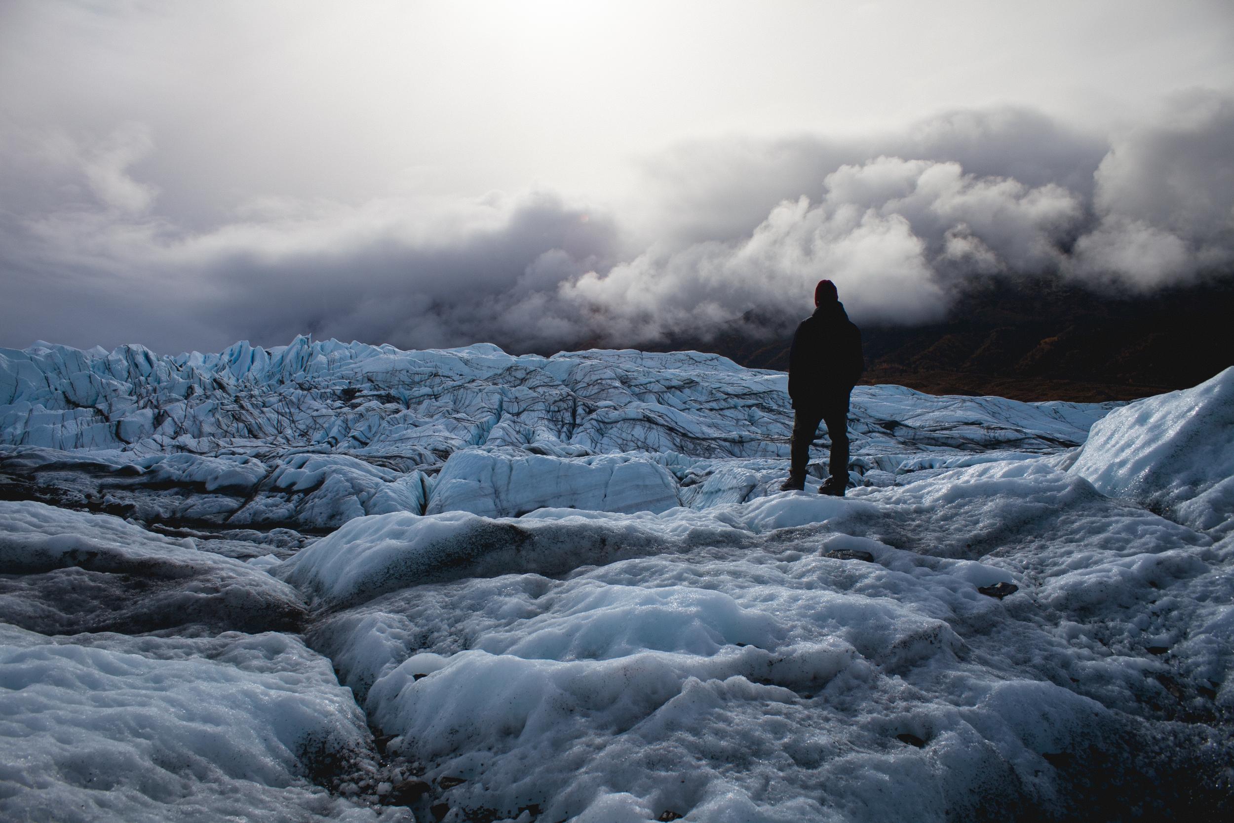alaska matanuska glacier hike