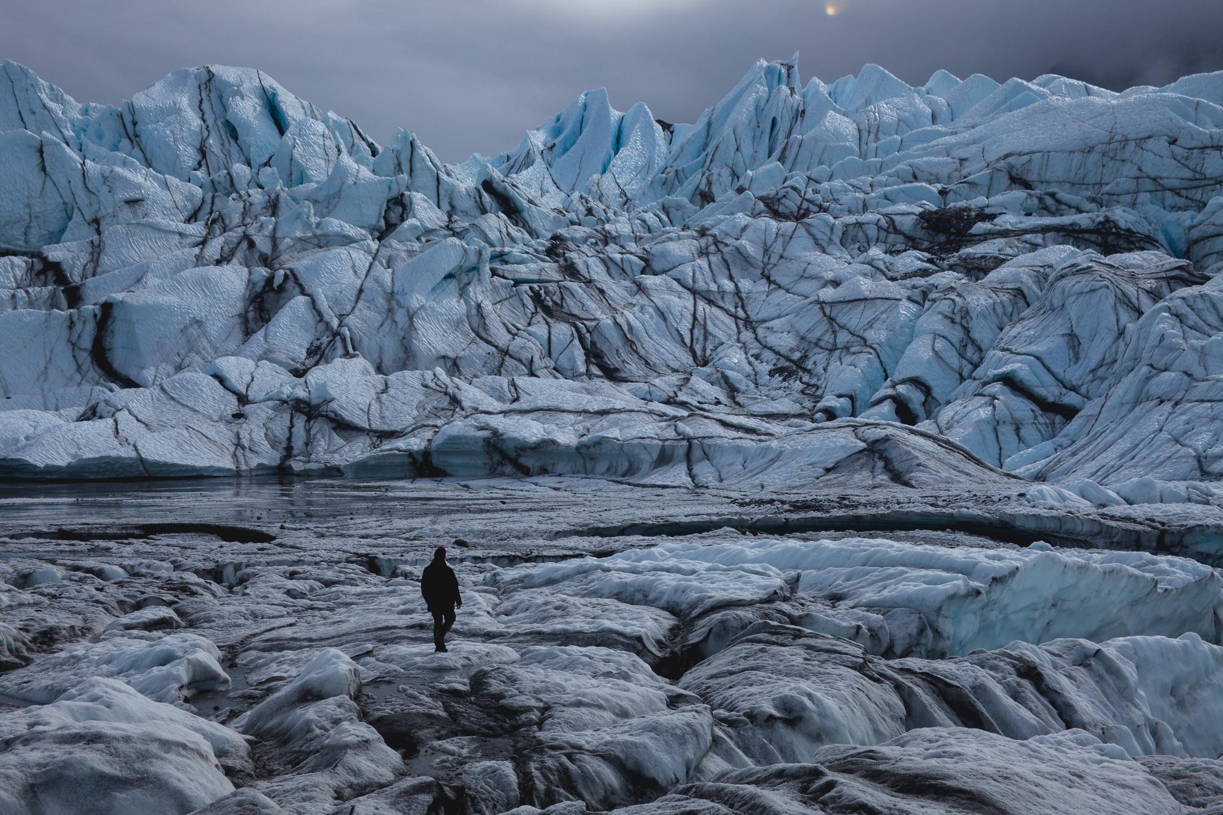matanuska glacier alaska hiking