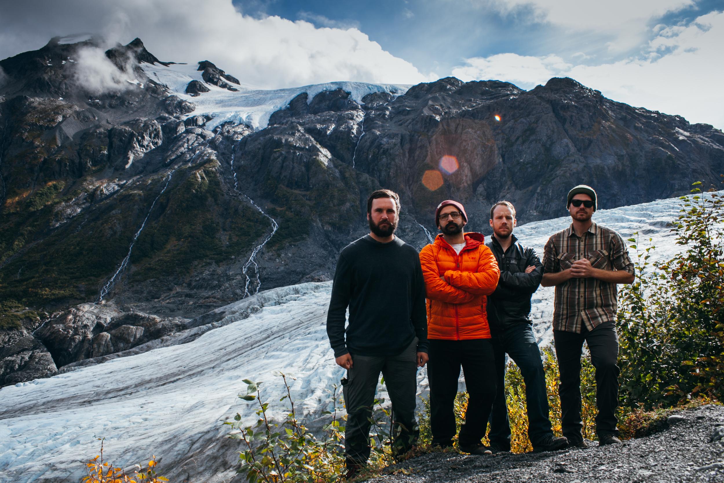 exit glacier hike alaska kenai