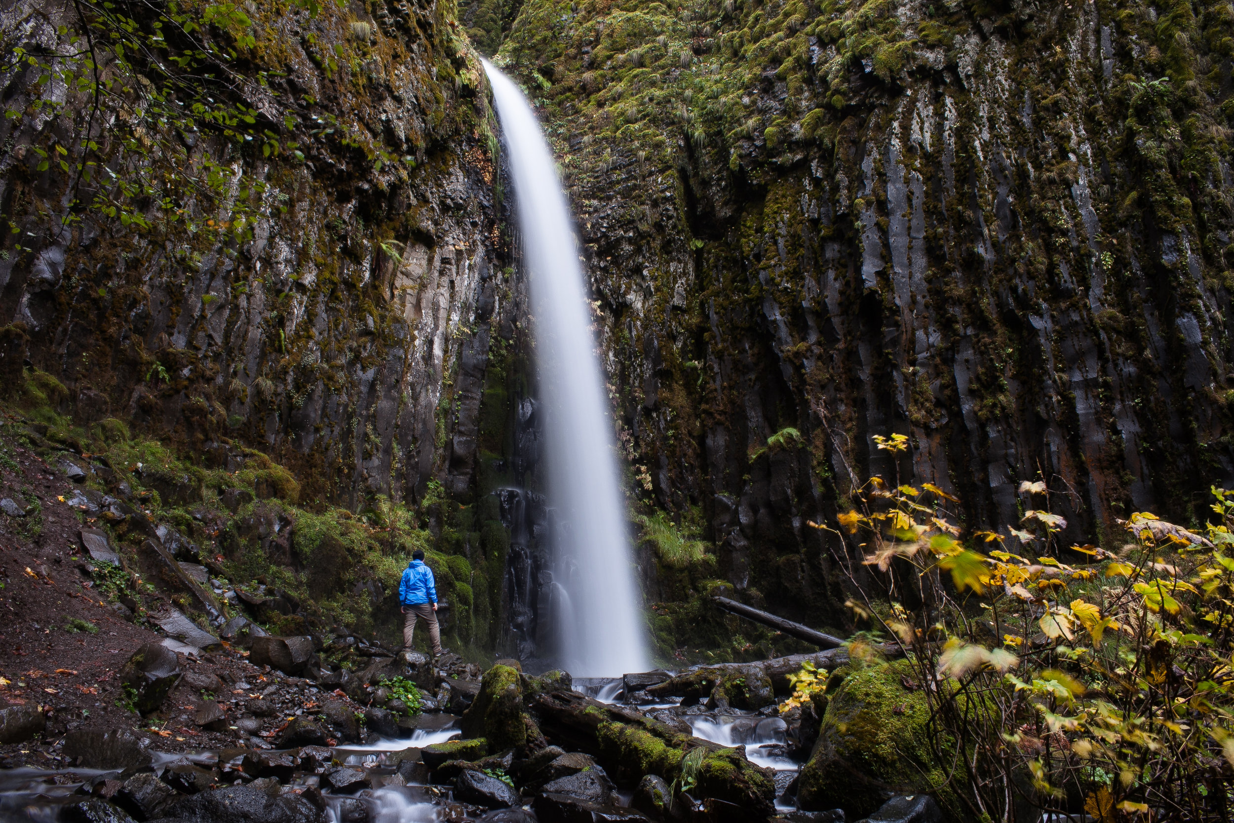 Dry Creek Falls, Oregon
