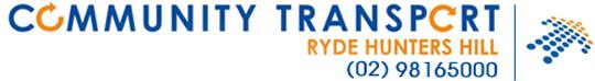 Ryde Hunters Hill Community Transport