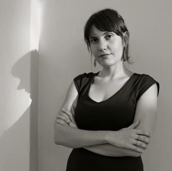Laia Jufresa. Foto de Claudia Leal.