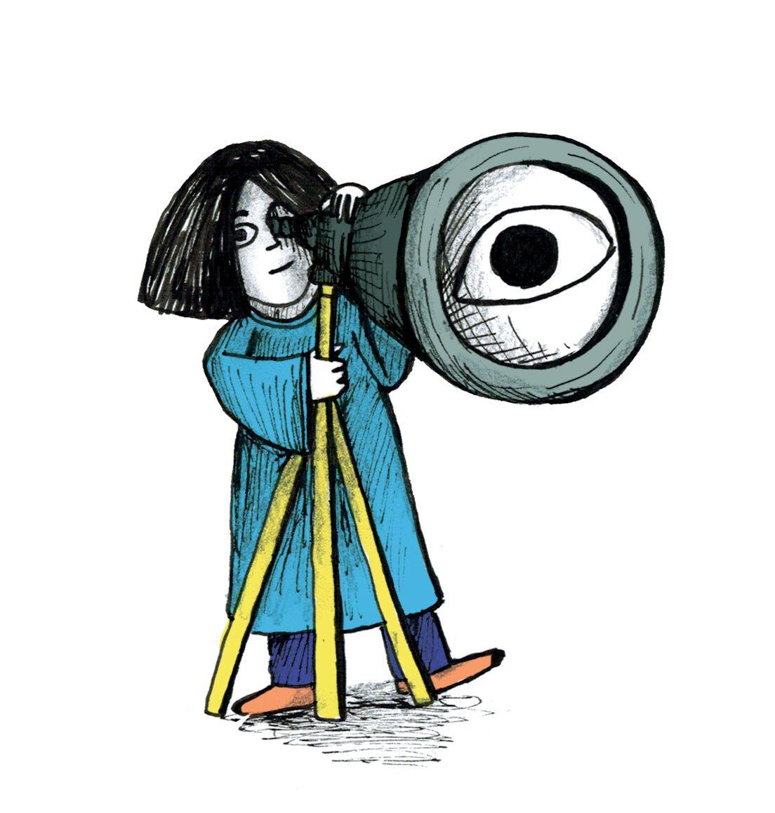 Ilustración de Daniela Martagón
