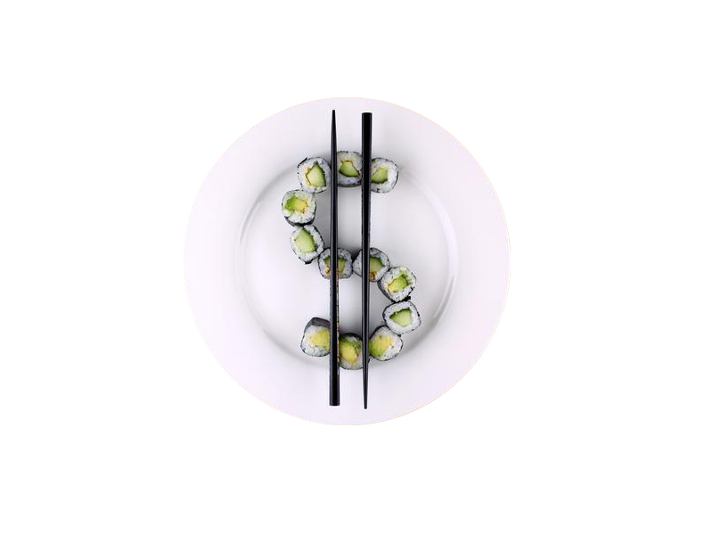 sushi money