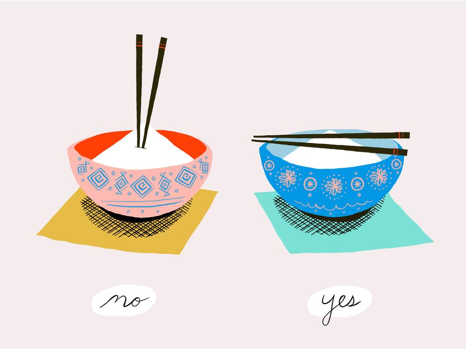 normas de etiqueta japonesa