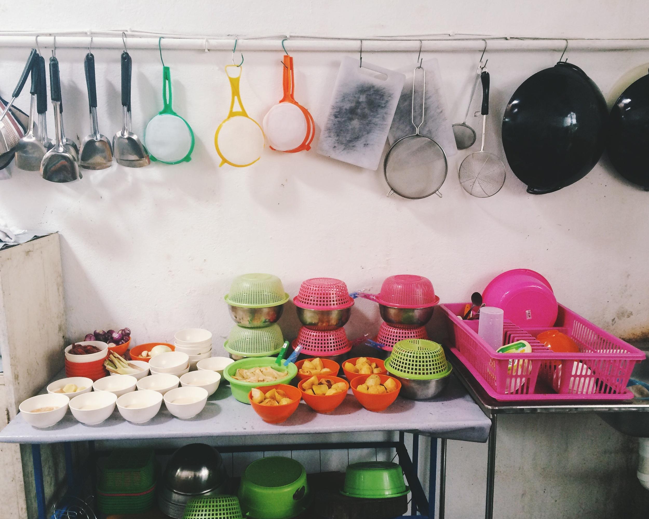 clase de cocina malaya