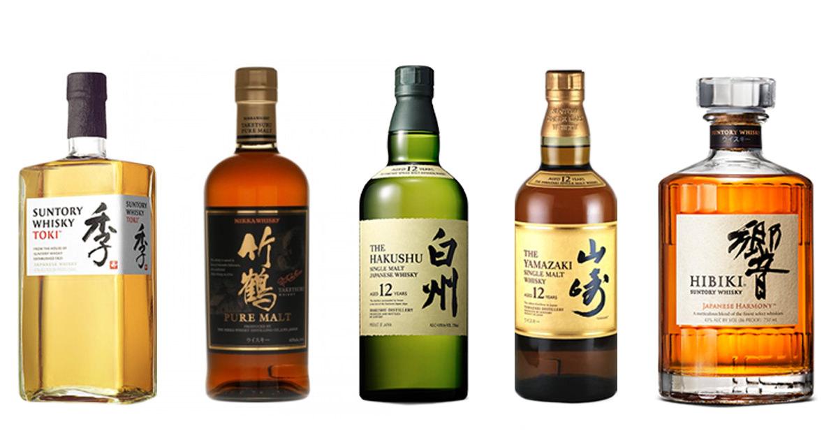 7 de los mejores whiskies japoneses que deberíais probar - El whisky japonés se ha ganado el respeto en la comunidad de bebedores de whisky y es ahora cuando este se posiciona en la cima de los ranking anuales de los mejores whiskies del mundo. El whisky japonés es tendencia.