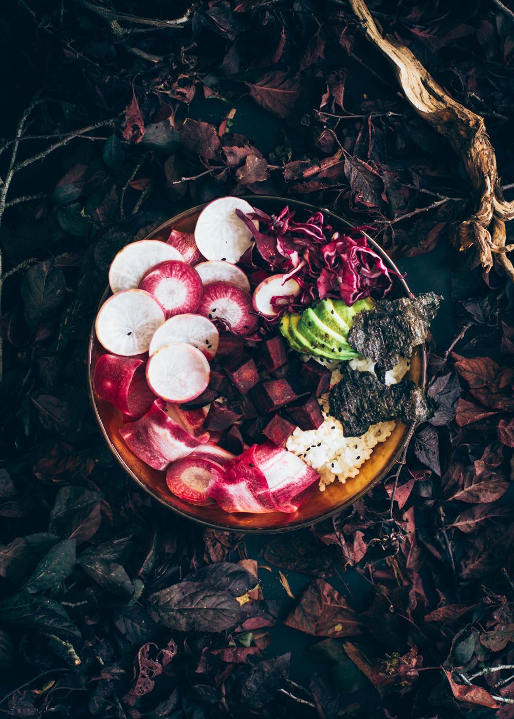 veggie poke bowl condospalillos