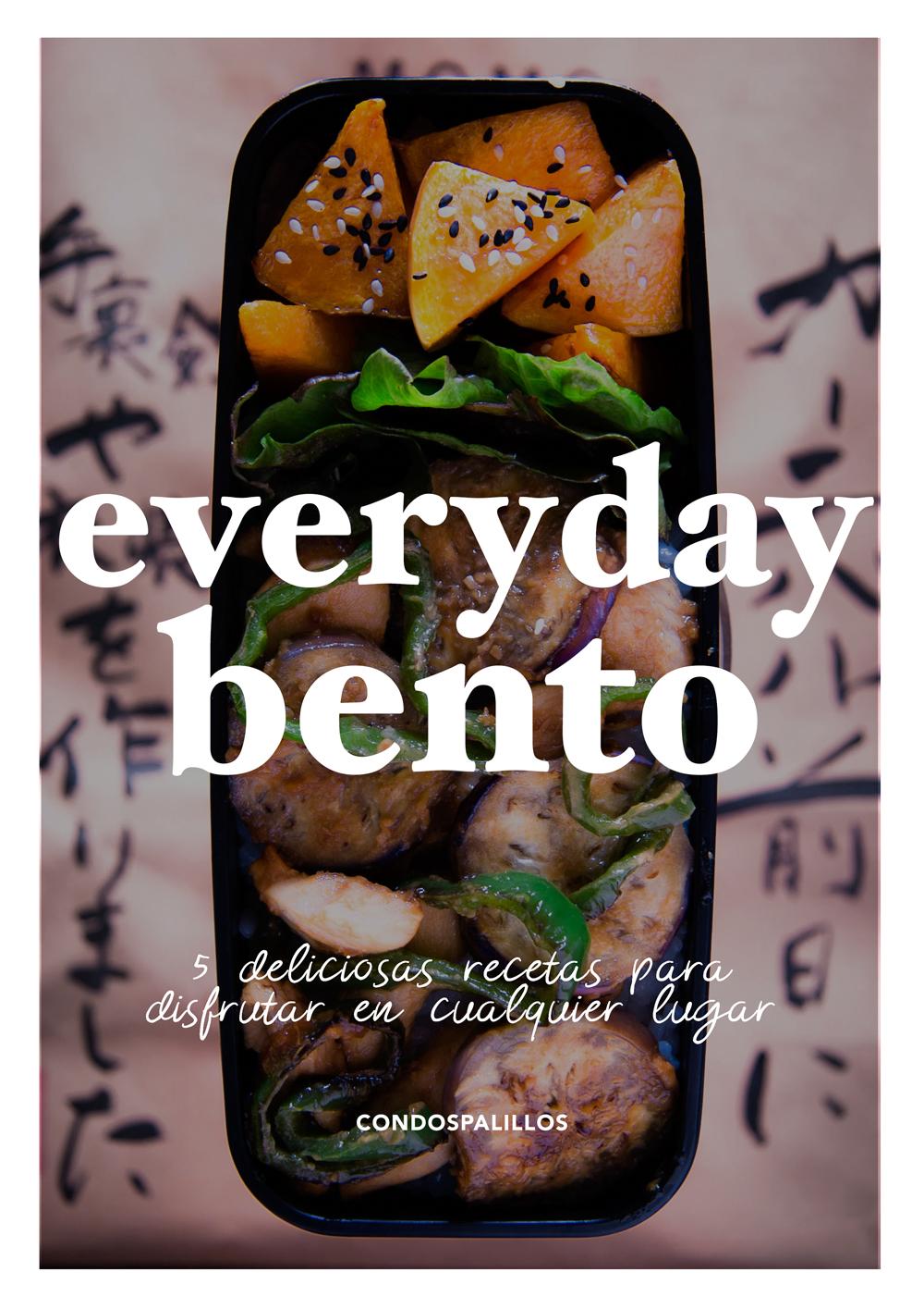 Subscríbete a la newsletter y consigue gratis este maravilloso ebook con recetas para hacer bentos.