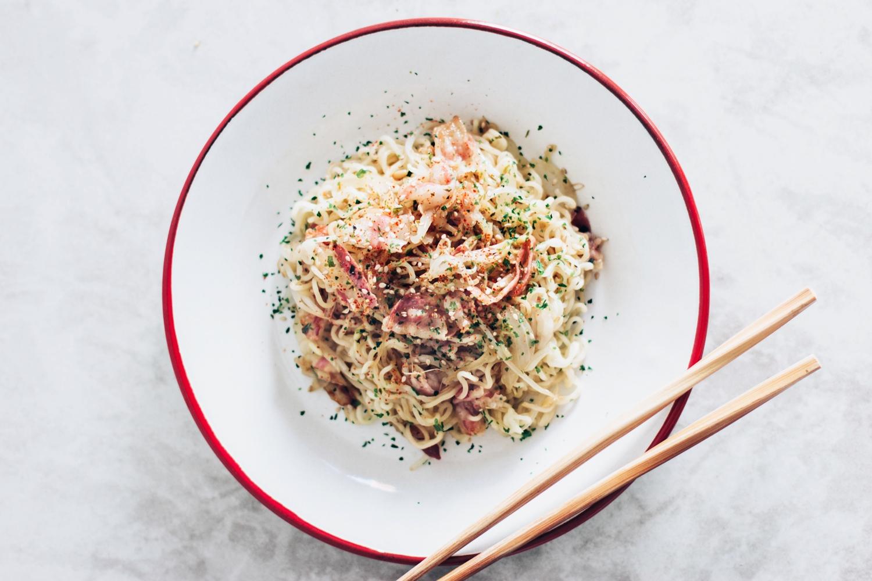 receta  yakisoba aquí