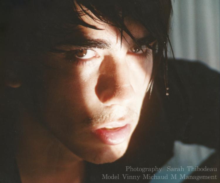Vinny Michaud Model
