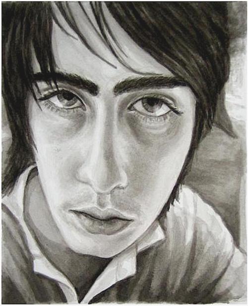 Vinny Michaud Painted Model Vincent Michaud