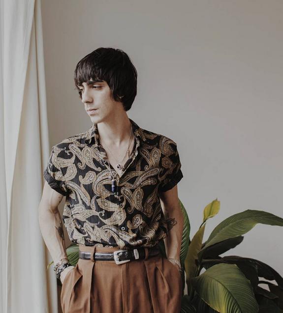 Vinny Michaud photographed by Regine David Model Vincent Michaud