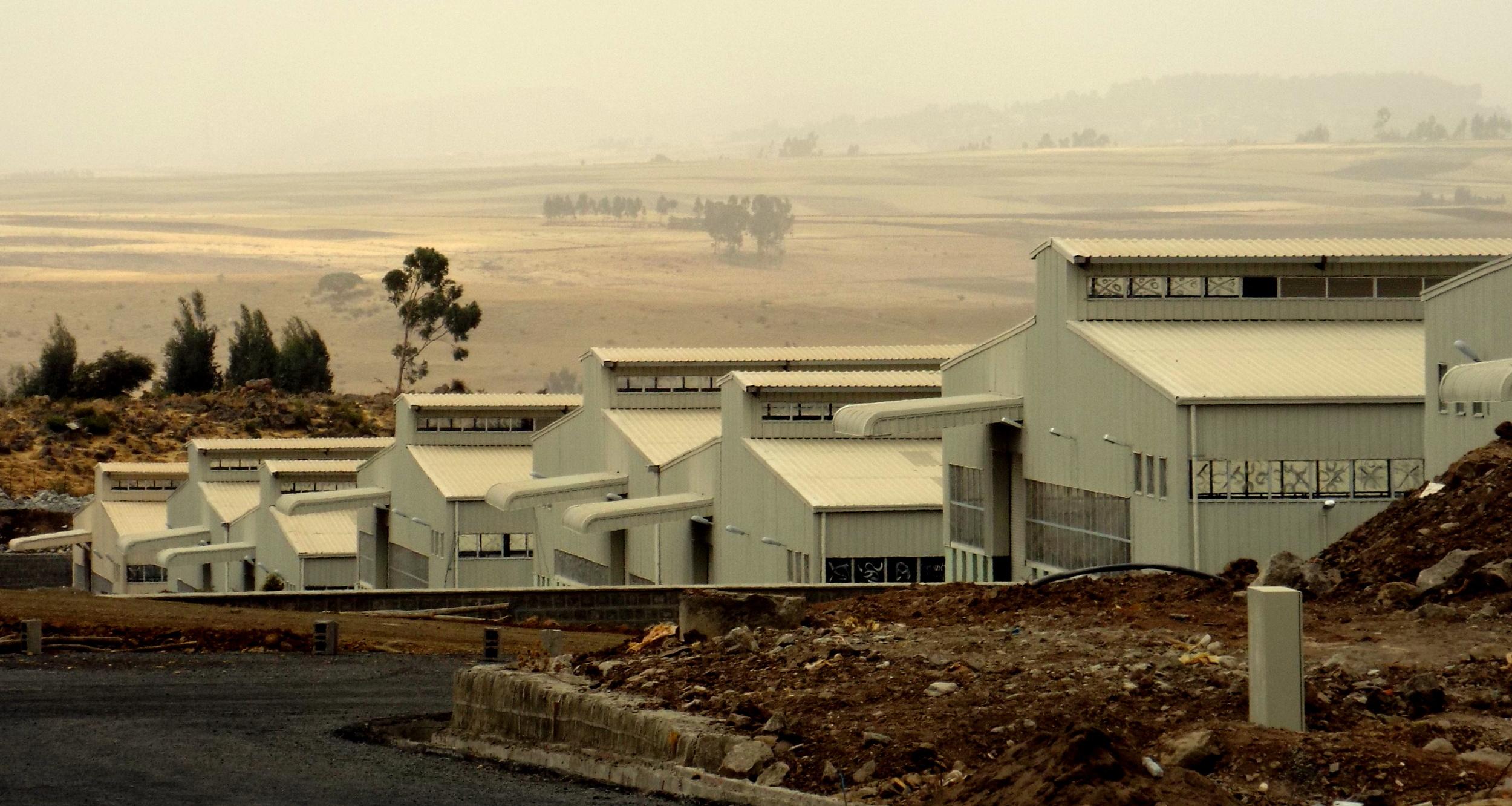 Bole-Lemi Industrial Park, Ethiopia