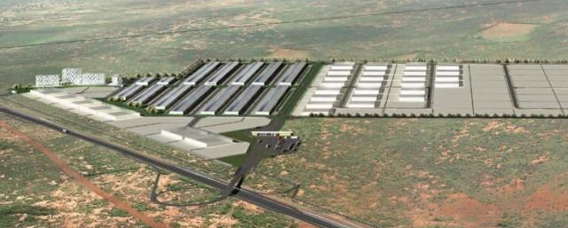Proposed PID SEZ in Senegal. Courtesy of  Invest in Senegal