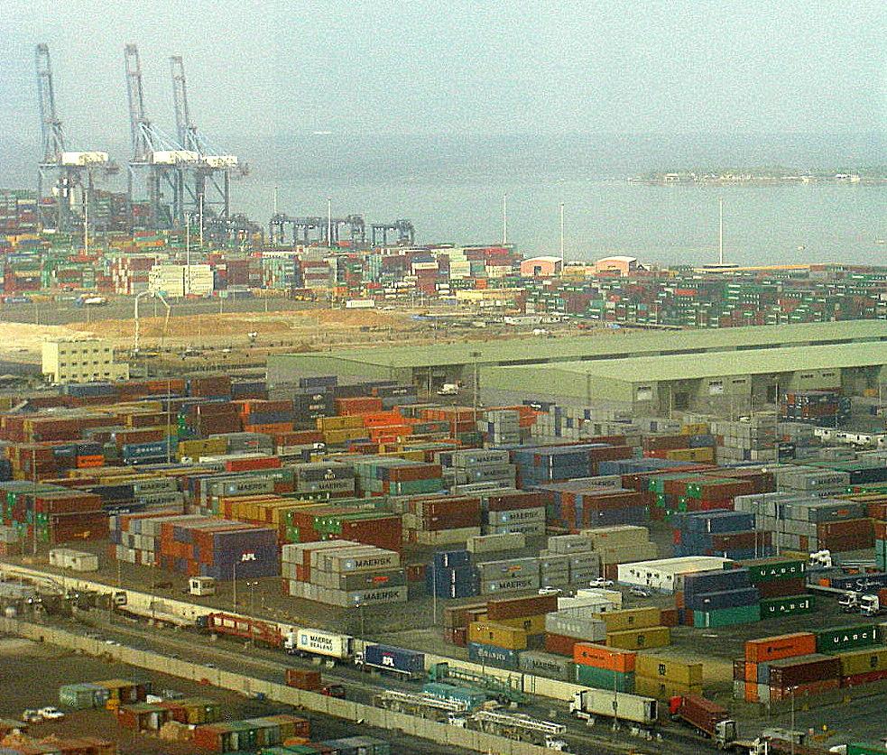 Tusdeer Re-export Zone, Jeddah, Saudi Arabia