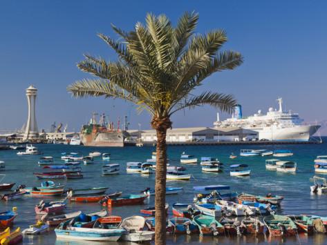 Port of Aqaba, Jordan