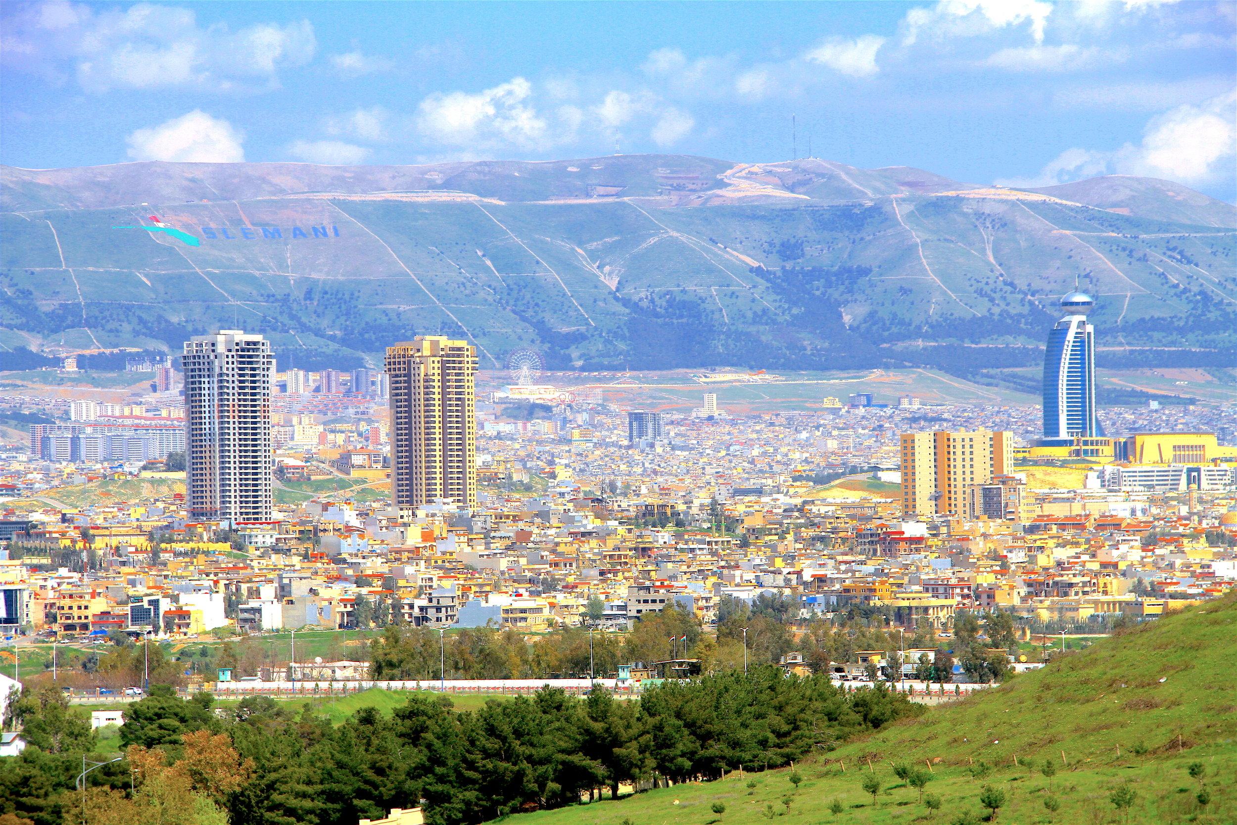 Sulaymaniyah, Kurdistan, Iraq