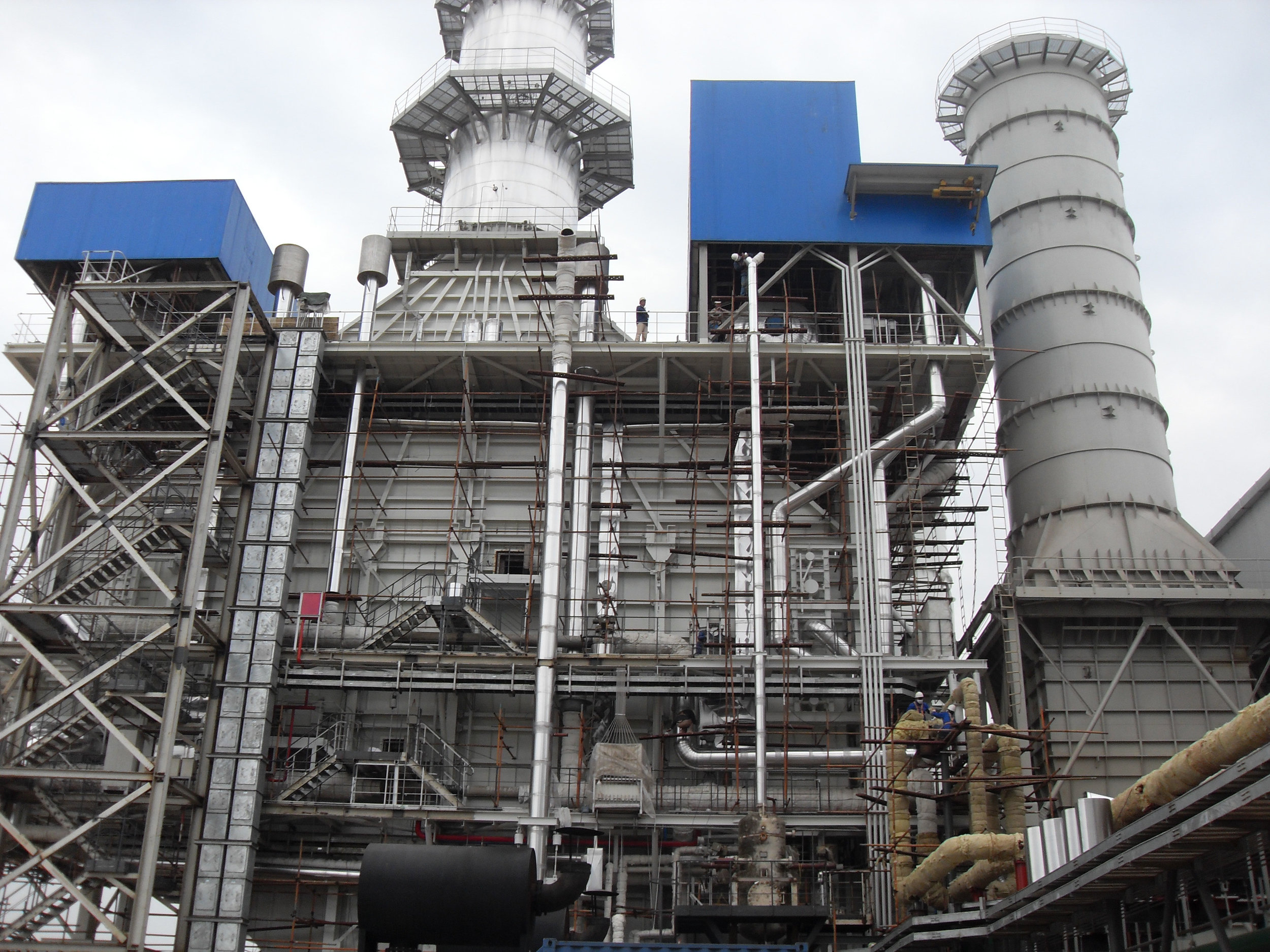 Niger power plant