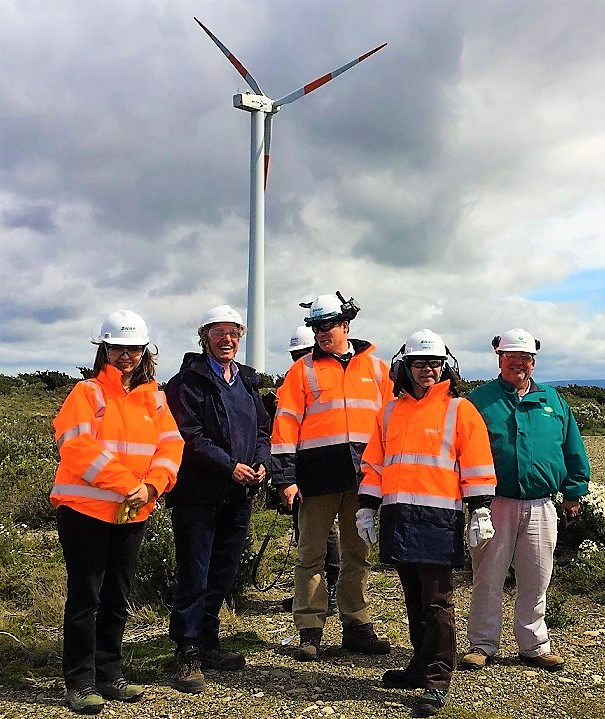Locus helped evaluate the Cabo Negro - Laredo Industrial Park & Wind Farm for its potential as a free zone