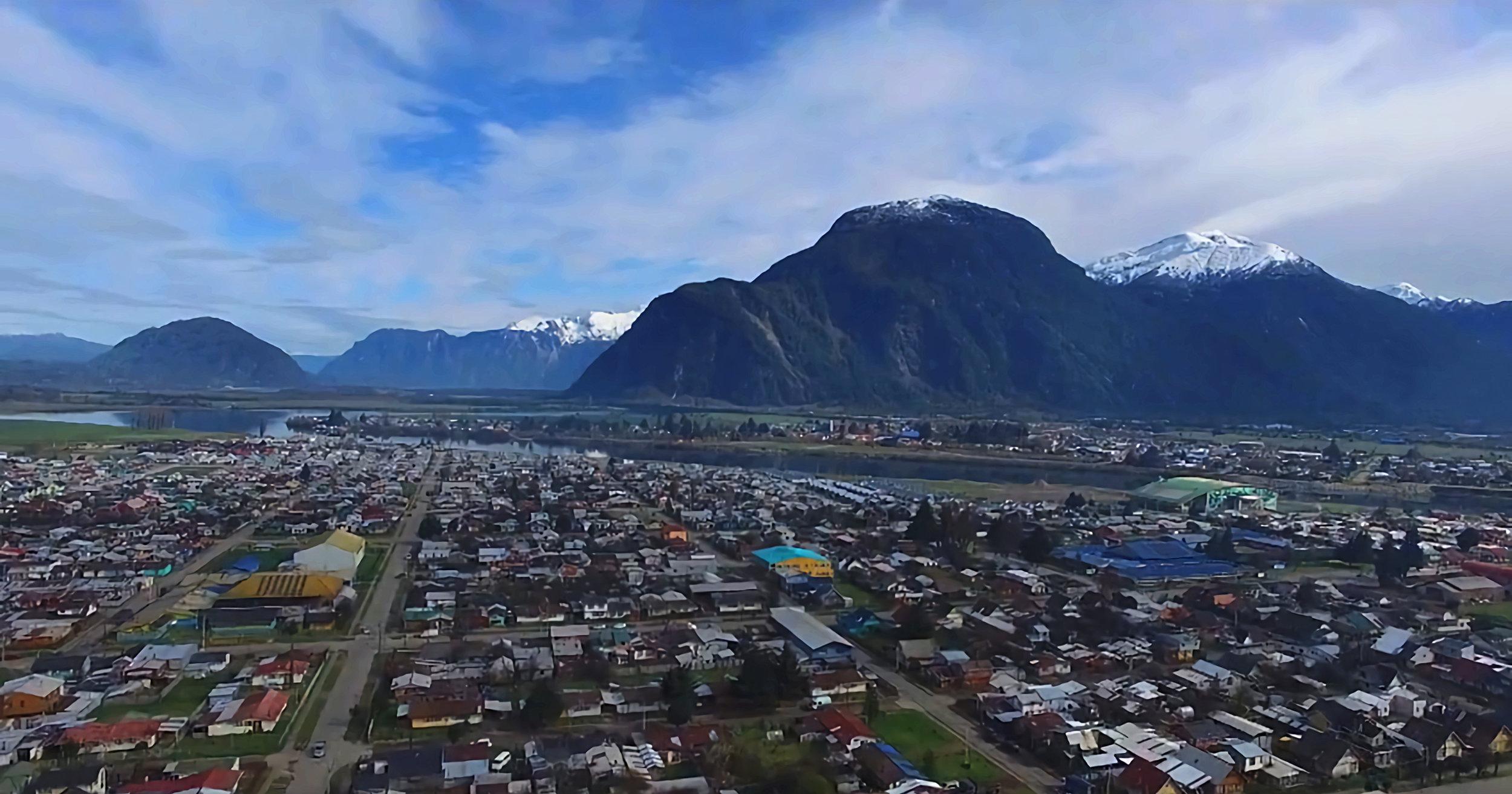 Puerto Aysén, Chile