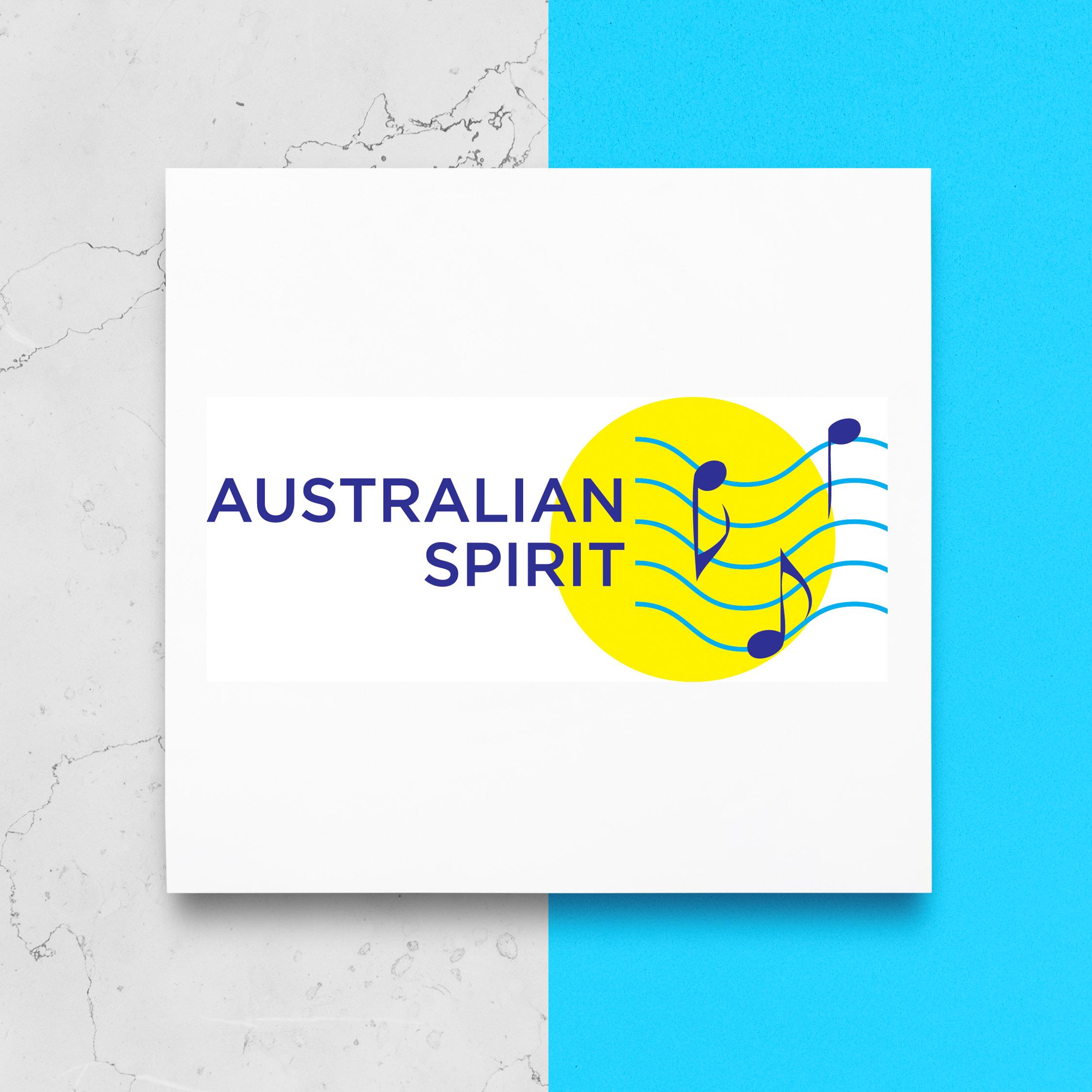 Australian Spirit Logo Design