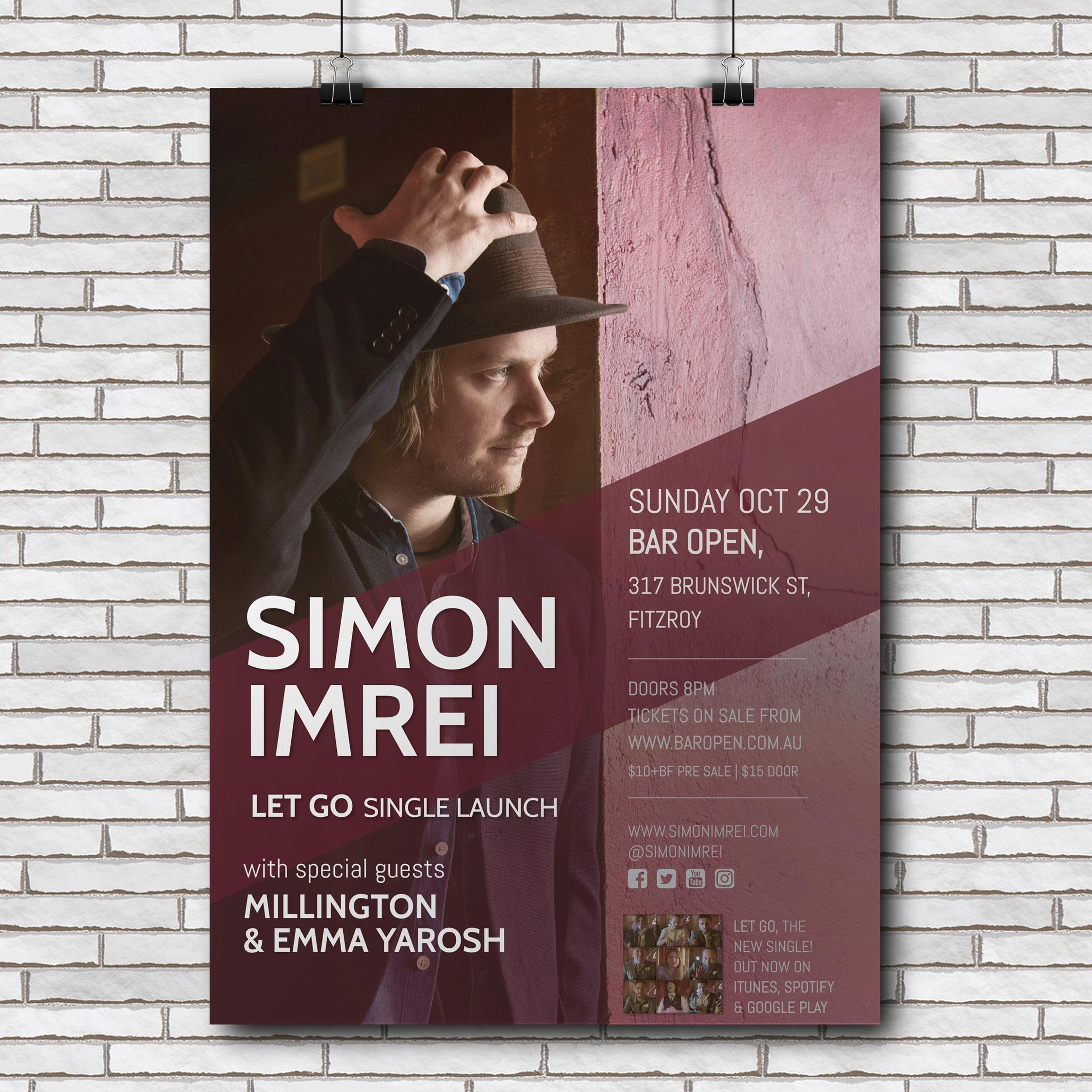 Simon Imrei Visual Brand