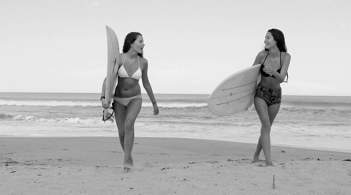 Daughters of the sea:Marina and Haven - Sebastian Inlet, FL