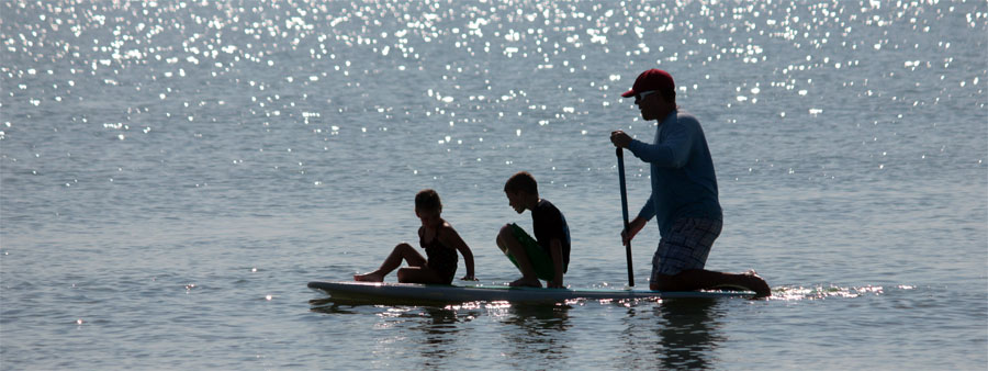 Dave, Jake, and Sarah - Cocoa Beach, FL