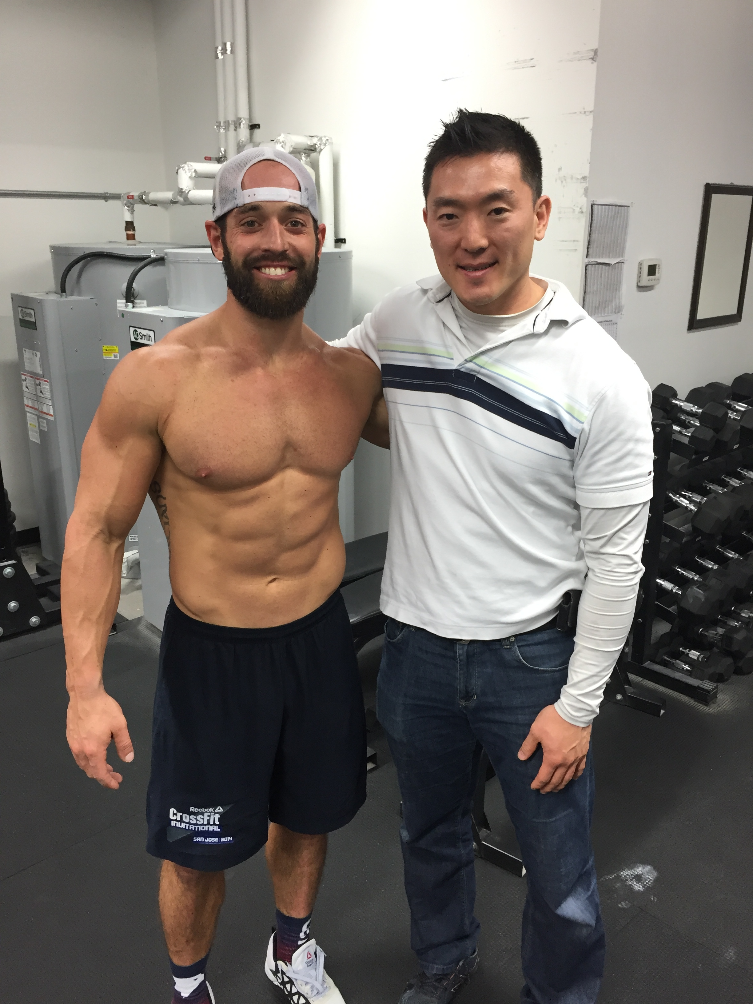 Rich Froning - CrossFit Legend