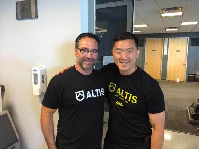 Dr. Gerry Ramogida - Altis Med Director & Chiro for the Seattle Seahawks