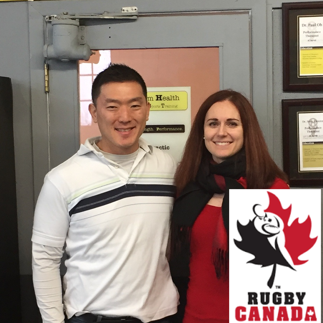 Lori Silver - Former OHFAST Performance TherapistCurrent the Lead Physio for the Canadian Rugby Womens 7s