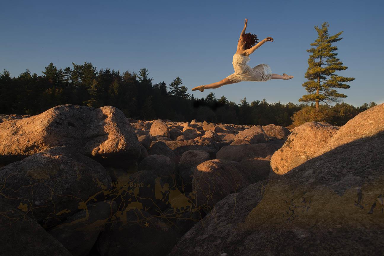 Boulder Dancer