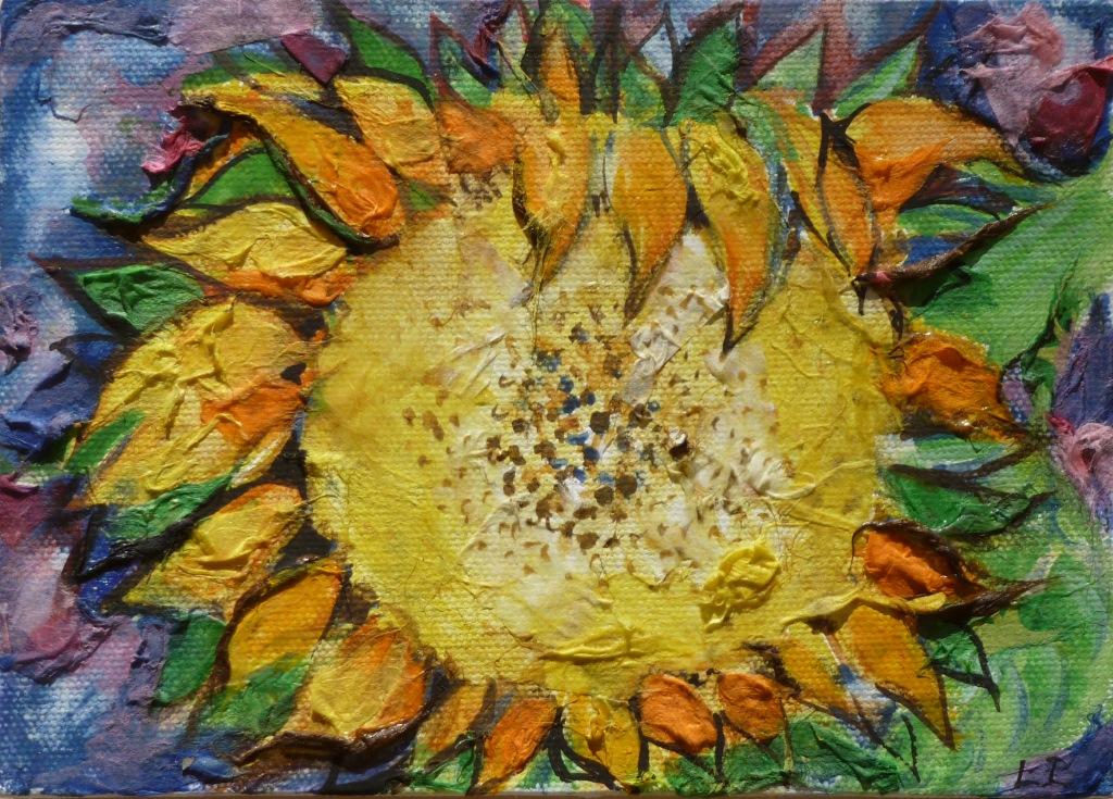 Sunflower Head - 11x14.jpg