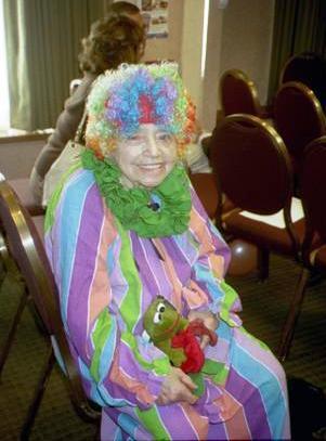Ruth at FACES 2004 Enfield, CT