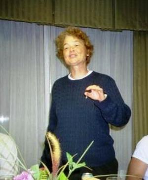 Judith Ashton at FACES 2004, Las Vegas, NV
