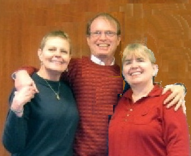 Board of Directors (left to right):   Ingrid Guerci, White Plains, NY    Dale Hunter, PhD, Syracuse,  NY   Wendy Station, Vancouver Canada